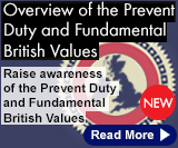 Overview of the Prevent Duty and Fundamental British Values