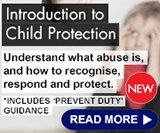 Introduction to Child Protection - Understand what abuse is, and how to recognise, respond and protect. - Read More
