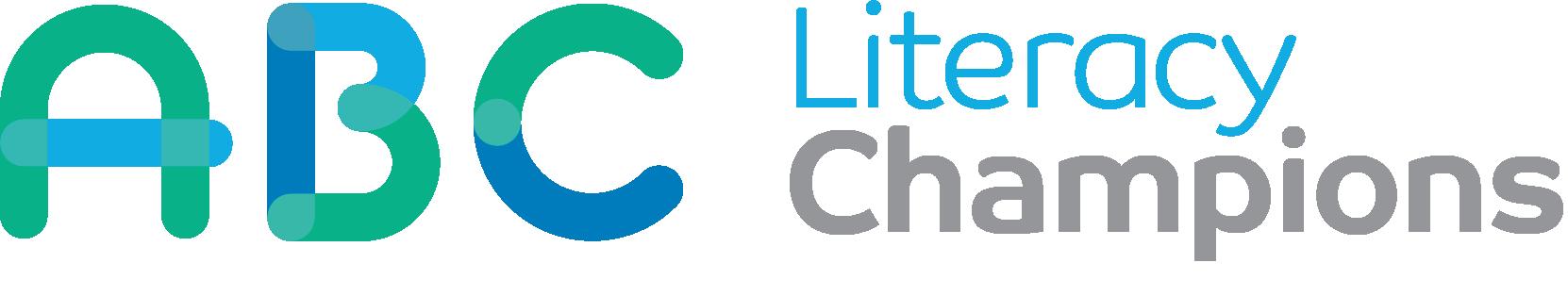 ABC Literacy Champions (Logo)