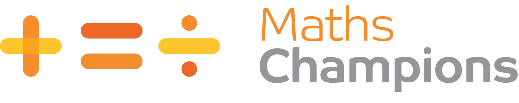 Maths Champions Logo